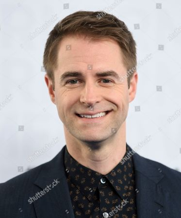 Stock Picture of Michael Torpey attends the WarnerMedia Upfront at Madison Square Garden, in New York