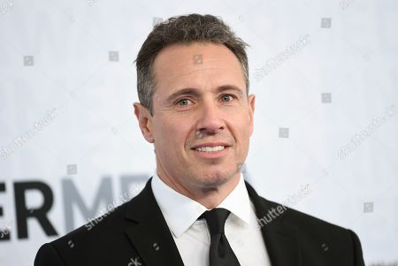 CNN news anchor Chris Cuomo attends the WarnerMedia Upfront at Madison Square Garden, in New York