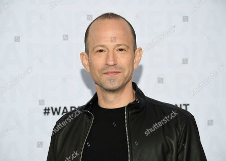 Mike Rubens attends the WarnerMedia Upfront at Madison Square Garden, in New York