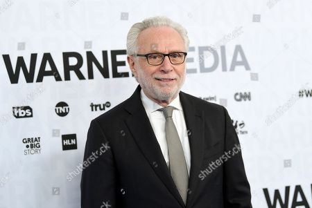 CNN news anchor Wolf Blitzer attends the WarnerMedia Upfront at Madison Square Garden, in New York