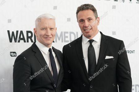 Anderson Cooper, Chris Cuomo
