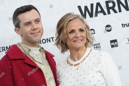 Editorial image of WarnerMedia Upfront Presentation, Arrivals, The Theater at Madison Square Garden, New York, USA - 15 May 2019