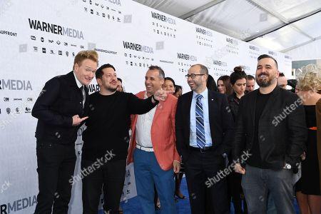 Conan O'Brien, Brian Quinn, Sal Vulcano, James Murray, Joeseph Gatto