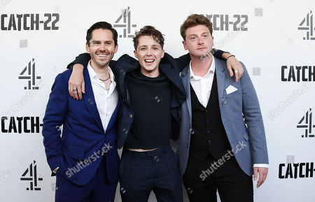 Editorial photo of Catch 22 premiere in London, United Kingdom - 15 May 2019