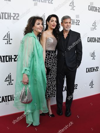 Editorial picture of Catch 22 premiere in London, United Kingdom - 15 May 2019