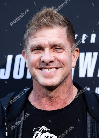 Stock Image of Kenny Johnson