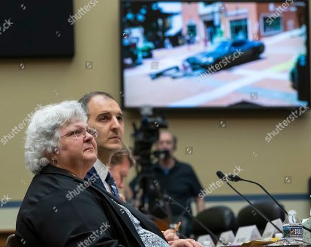 Editorial image of White nationalism hearing by the House Oversight and Reform Committee, Civil Rights and Civil Liberties Subcommittee at the US Capitol in Washington, DC, USA - 15 May 2019