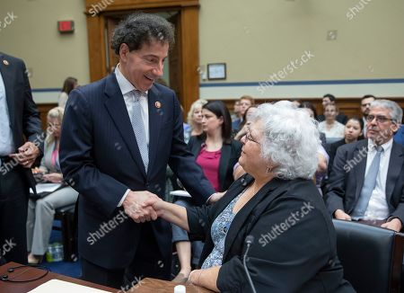 Editorial photo of White nationalism hearing by the House Oversight and Reform Committee, Civil Rights and Civil Liberties Subcommittee at the US Capitol in Washington, DC, USA - 15 May 2019