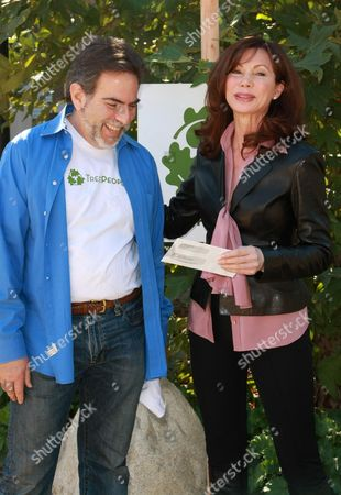 Stock Image of Andy Lipkis Founder of Treepeople and Victoria Principal