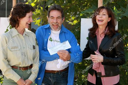 Jody Noiron, Andy Lipkis Founder of Treepeople, Victoria Principal