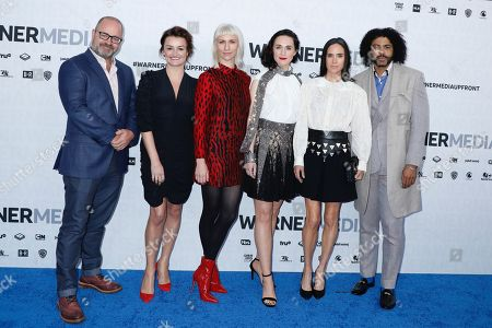 Graeme Manson, Alison Wright, Mickey Sumner, Lena Hall, Jennifer Connelly and Daveed Diggs