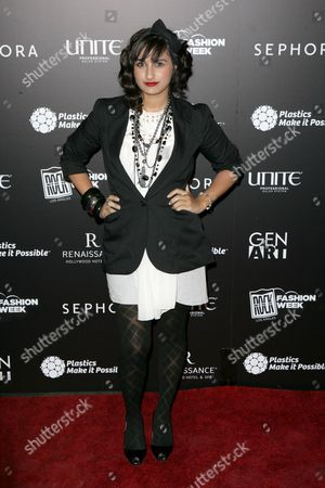 Editorial picture of Gen Art 12th Annual Fresh Faces in Fashion Show, Los Angeles, America - 29 Oct 2009