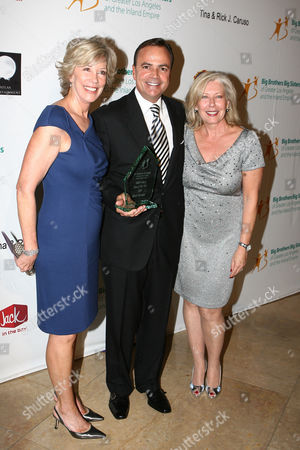 Sarah Purcell, Rick Caruso, Sandy Dilson