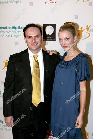 Stock Photo of Jack Broder, Lucy Davenport