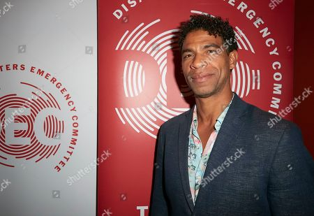 """Carlos Acosta CBE attends a special screening of Chiwetel Ejiofor's film """"The Boy Who Harnessed The Wind' to raise funds for the Disasters Emergency Committee's Cyclone Idai Appeal"""