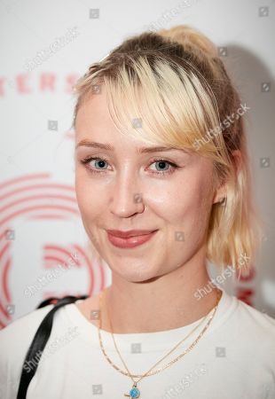 "Stock Photo of Lily Loveless attends a special screening of Chiwetel Ejiofor's film ""The Boy Who Harnessed The Wind' to raise funds for the Disasters Emergency Committee's Cyclone Idai Appeal"