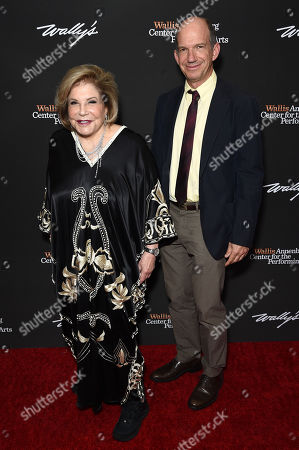 Editorial photo of Wallis Annenberg Center for the Performing Arts Spring Celebration Honoring Stephen Schwartz, Arrivals, Los Angeles, USA - 16 May 2019