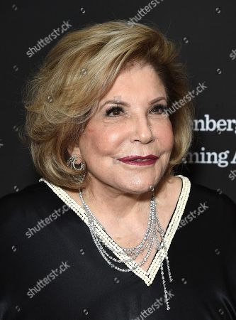 Editorial image of Wallis Annenberg Center for the Performing Arts Spring Celebration Honoring Stephen Schwartz, Arrivals, Los Angeles, USA - 16 May 2019