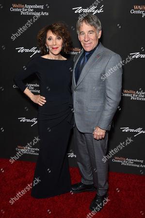Andrea Martin and Stephen Schwartz