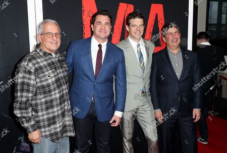 Ron Meyer, Tate Taylor, Jason Blum and Jeff Shell