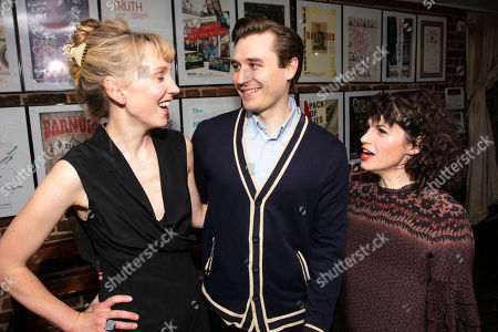 Editorial photo of 'Orpheus Descending' party, Press Night, London, UK - 15 May 2019