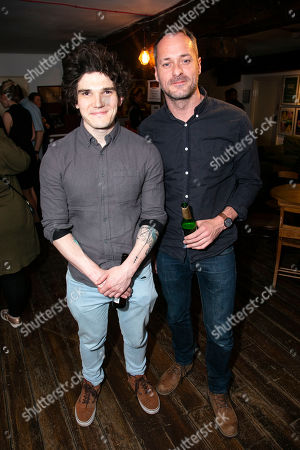 Stock Picture of Fra Fee and Declan Bennett