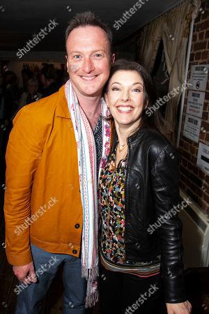 Paul Thomas and Josefina Gabrielle