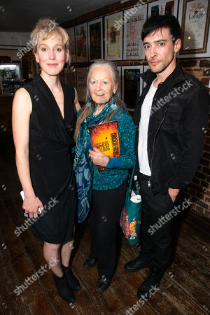 Editorial image of 'Orpheus Descending' party, Press Night, London, UK - 15 May 2019