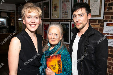 Hattie Morahan (Lady Torrance), Anna Carteret and Blake Ritson