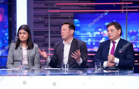 Lisa Nandy, Ed Vaizey and Andrew Bridgen