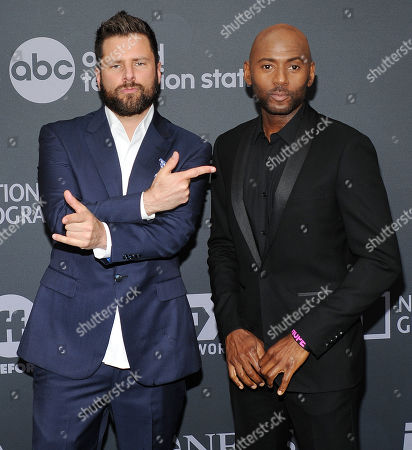 James Roday, Romany Malco
