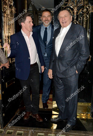 Rob Brydon, David Walliams, Barry Humphries