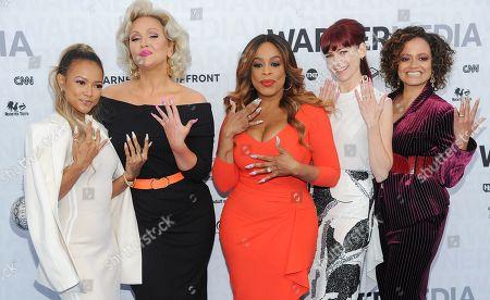 Karrueche Tran, Jenn Lyon, Niecy Nash, Carrie Preston and Judy Reye