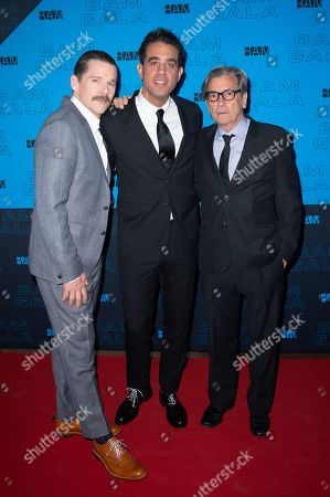 Ethan Hawke, Bobby Cannavale and Griffin Dunne