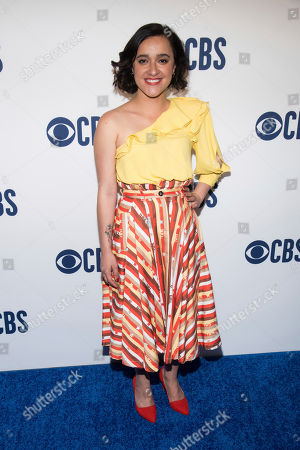 Editorial image of CBS 2019 Upfront, New York, USA - 15 May 2019