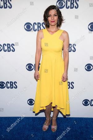 Editorial photo of CBS 2019 Upfront, New York, USA - 15 May 2019