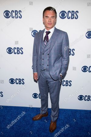 Julian McMahon attends the CBS 2019 upfront at The Plaza, in New York
