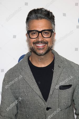 Jaime Camil attends the CBS 2019 upfront at The Plaza, in New York