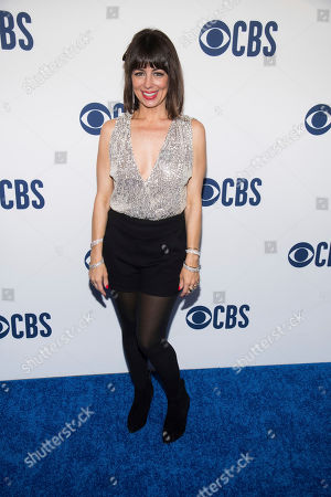 Natasha Leggero attends the CBS 2019 upfront at The Plaza, in New York