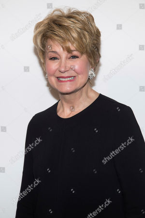 Stock Photo of Jane Pauley attends the CBS 2019 upfront at The Plaza, in New York