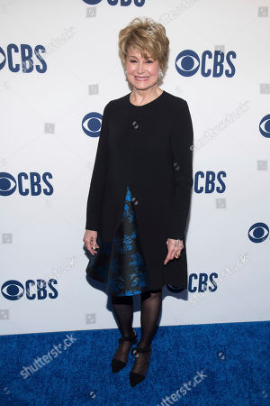 Jane Pauley attends the CBS 2019 upfront at The Plaza, in New York