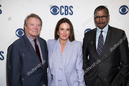 Editorial picture of CBS 2019 Upfront, New York, USA - 15 May 2019