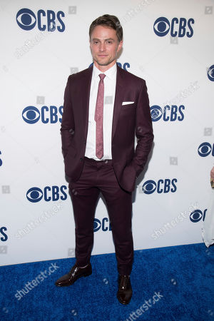 Wilson Bethel attends the CBS 2019 upfront at The Plaza, in New York