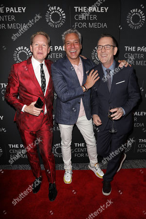 Carson Kressley, Thom Filicia and Ted Allen