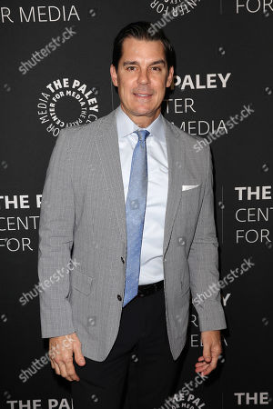 Editorial picture of The Paley Honors: A Gala Tribute to the LGBTQ+ Achievements in Television, New York, USA - 15 May 2019