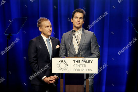 Editorial photo of The Paley Honors: A Gala Tribute to the LGBTQ+ Achievements in Television, New York, USA - 15 May 2019