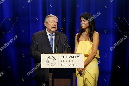 Frank A Bennack Jr, Chairman The Paley Center for Media and Maureen J. Reidy CEO Paley Center for Media