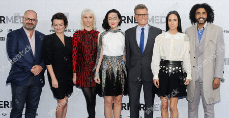 Mickey Sumner, Lena Hall, Kevin Reilly, Jennifer Connelly, Davee and guests