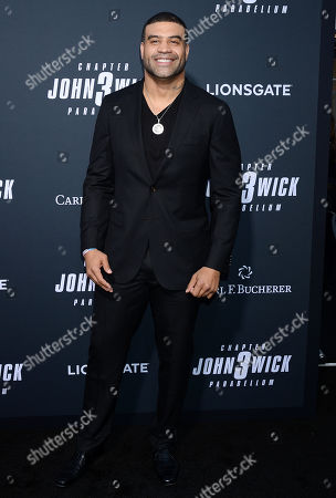 Editorial picture of 'John Wick: Chapter 3 - Parabellum' film premiere, Arrivals, TCL Chinese Theatre, Los Angeles, USA - 15 May 2019
