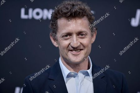 "Alex Winter attends a special screening of ""John Wick: Chapter 3 - Parabellum"" at the TCL Chinese Theatre, in Los Angeles"